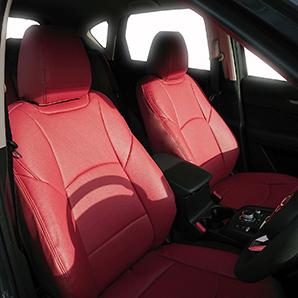 CX-5シートカバー装着画像